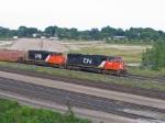 CN 5695 & CN 5326