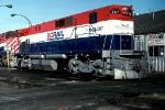 BC Rail M420B 687