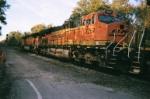 BNSF 7267