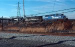 Conrail UOR coal train
