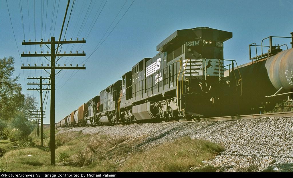 SP-NS Train
