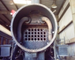 Steam Locomotive Boiler