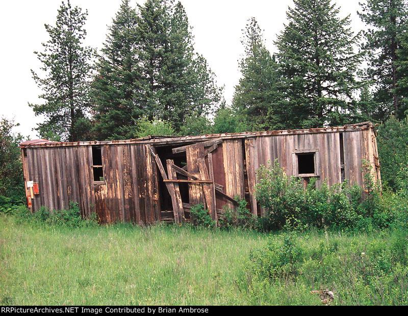 Railroad ruins?