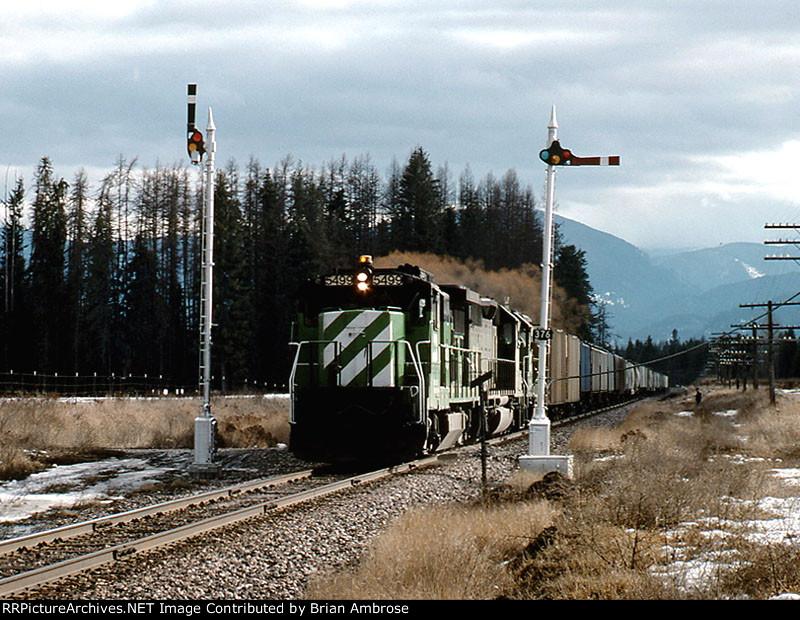 BN 5499 West