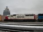 SOO 6007