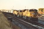 Z train races south