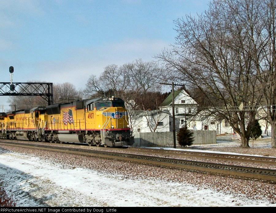 UP 4907