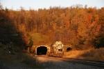 Helpers entering the Gallitzin tunnels