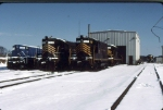 W&W Yard NJ Division