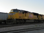 UP SD70M 4825