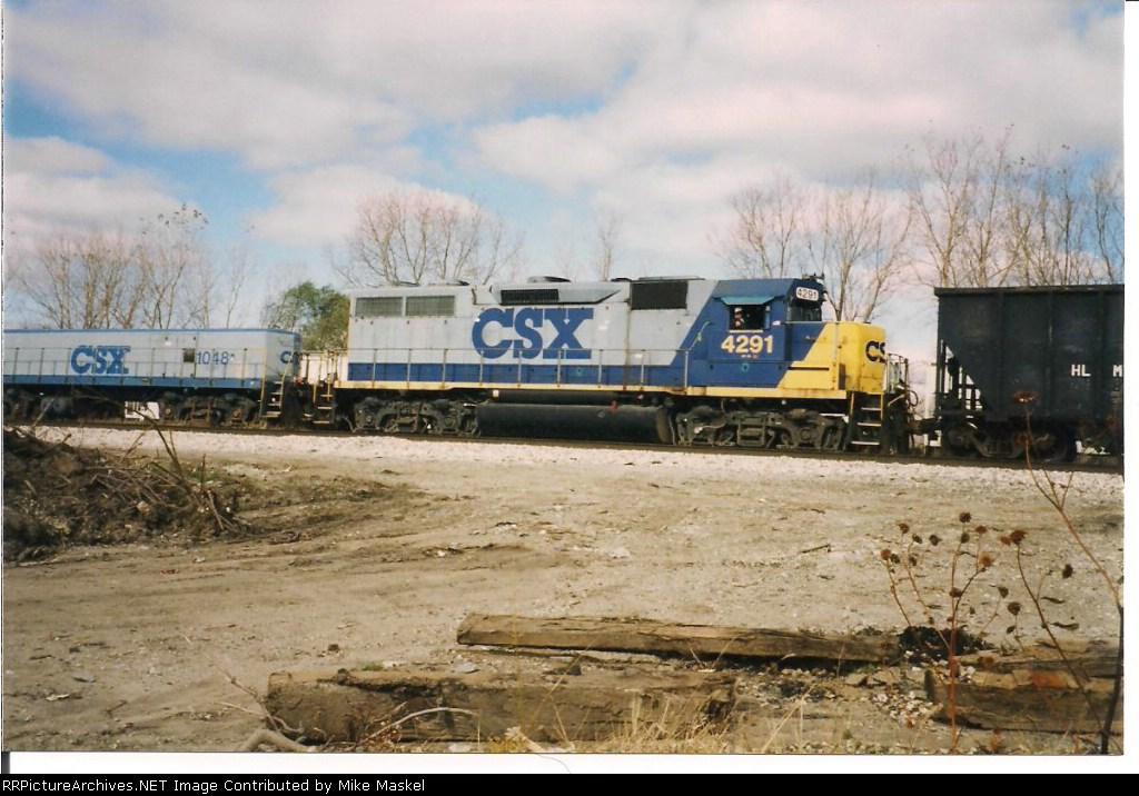 CSX 4291