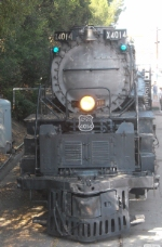 "UP #4014 ""Big Boy"""