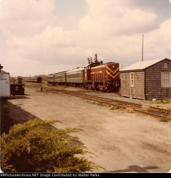 Cape Cod Tourist Train