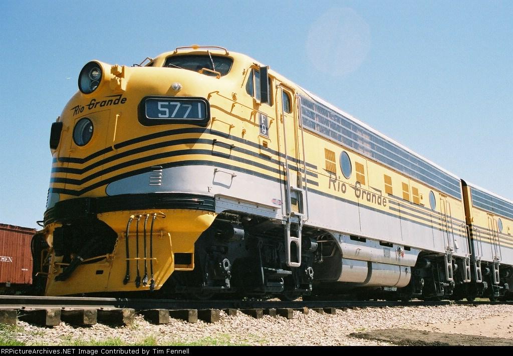 DRGW 5771