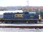 CSX 6942 (ex-WM) YN3