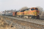 Eastbound ethanol train rolls through Division