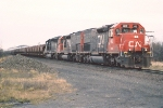 Southbound taconite train