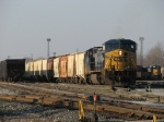 CSX 5476 & 7790 lead Q334-14 out of 6 Track
