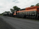 Milwaukee Road 261 and the GN 400 Hustle Muscle