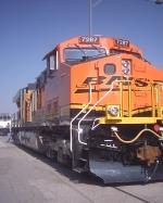 BNSF #7287