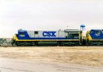 CSX GE 7090 along with CSX 7872