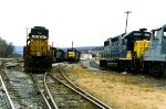 Motive Power Line Up @ Brunswick, MD