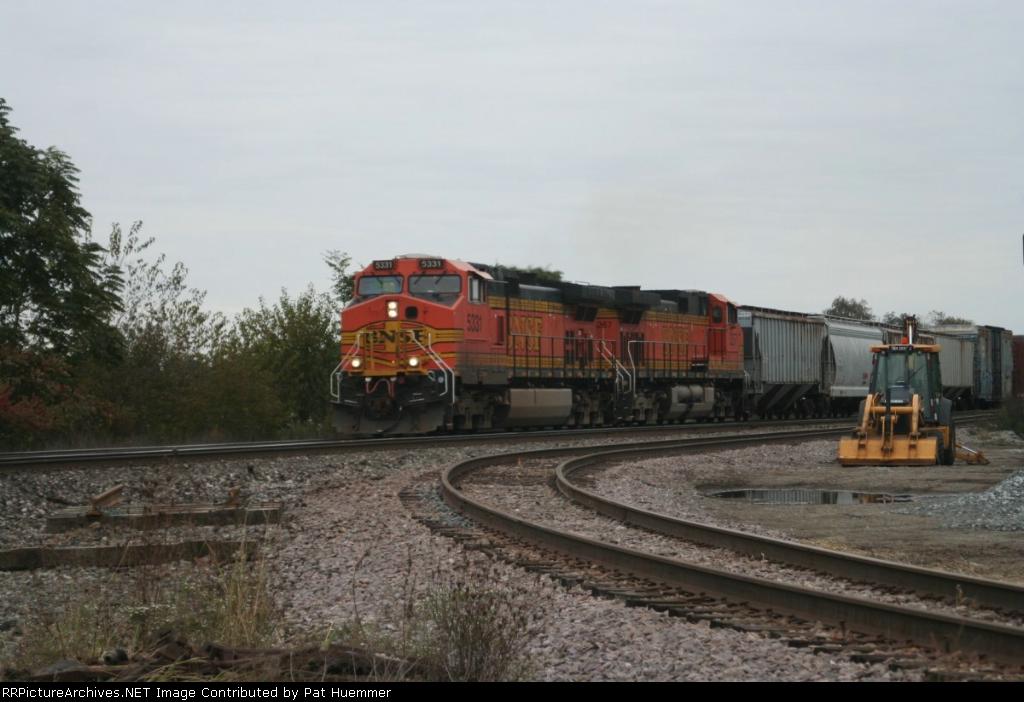 BNSF 5331