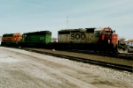 SOO BN BNSF