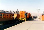 Peruvian Rail Yard