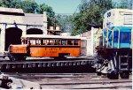 Rail bus T-1024