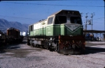 European Locomotive in Chilie