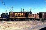 FCN locomotive