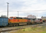 BNSF 4384