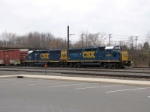 CSX 4441 and 4406