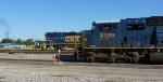 CSX 8749 and MOW 2