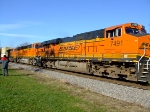 BNSF 7491