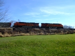 BNSF 6202 and 6233