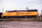 C&O 8624--New SD50