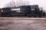 NS 2504--New SD70