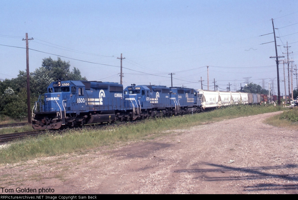 CR 6500, 6316, and 6305 Westbound