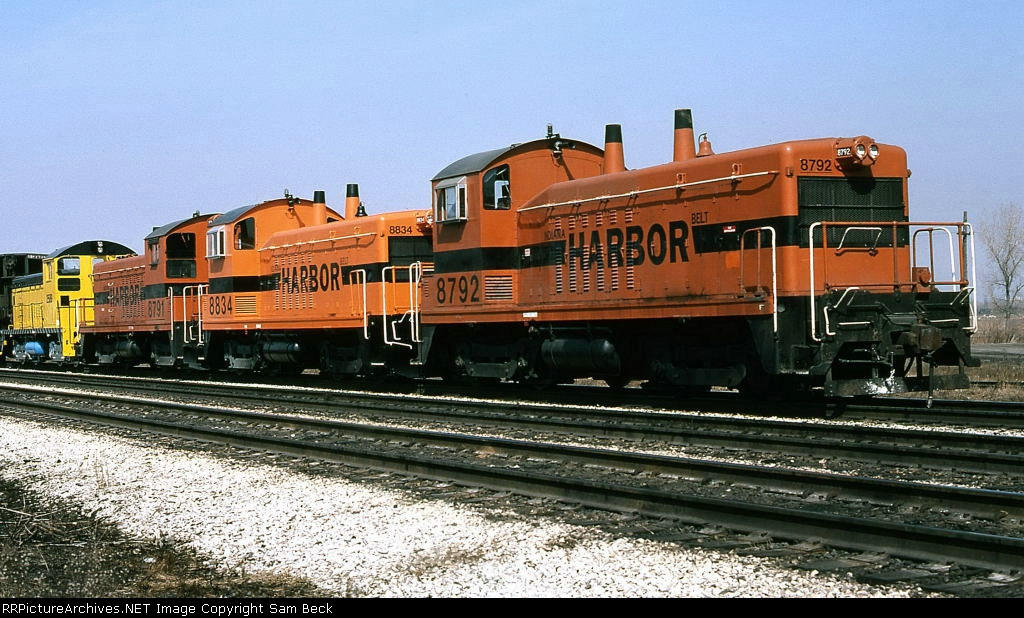 IHB 8792, 8834, 8791, and USSX 2589