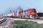 ATSF #199 Led by 113, 107, and 93