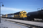 ATSF 2773, HLCX 652, ATSF 2935 and 2334