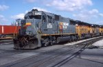 CSX 8529, 6227, and 6177