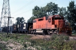 EJ&E 659 with Stateline Coal