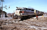 Erie Lackawanna SD45s at Griffith Junction
