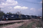 MP 3098, 3091, and 3067 Return to Yard Center