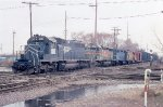 Mixed Bag of Locomotives