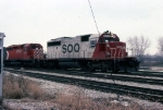 SOO 6612 and CP 5507