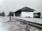 Old Shaw IC Depot